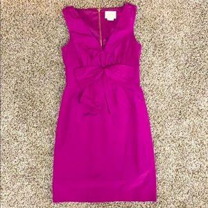 Kate Spade dress size 6 Magenta